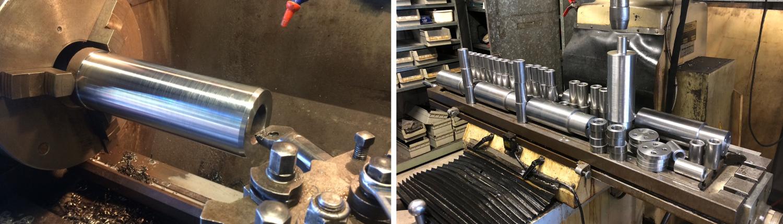 Machine Shop welding in Brisbane