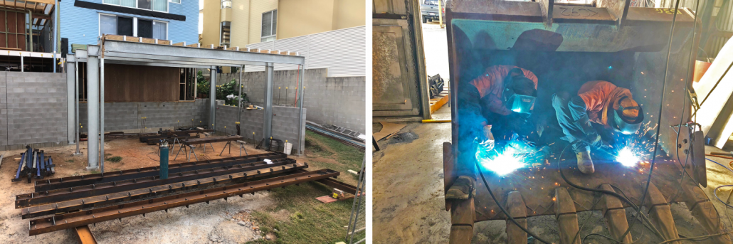 Mobile welding Brisbane Queensland